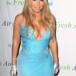 Mariah Carey seno in vista ad un gala il decolleté è esplosivo 03