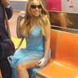 Mariah Carey seno in vista in metro e al gala03
