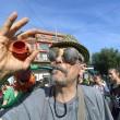 Million marijuana march sbarca a Roma05