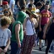 Million marijuana march sbarca a Roma02