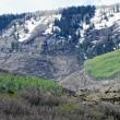 Ottocento metri di montagna franano in Colorado10