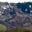 Ottocento metri di montagna franano in Colorado01