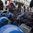 Primo maggio con scontri a Torino11