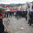 Primo maggio con scontri a Torino01
