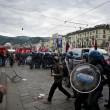 Primo maggio con scontri a Torino02