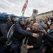 Primo maggio con scontri a Torino09