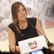 Renzi commosso Avanti senza paura per cambiare. Festa Pd 03