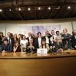 Renzi commosso Avanti senza paura per cambiare. Festa Pd 15