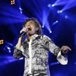 Rolling Stones sul palco di Oslo nel primo concerto dopo la morte di L'Wren Scott06