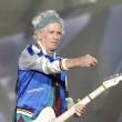 Rolling Stones sul palco di Oslo nel primo concerto dopo la morte di L'Wren Scott03