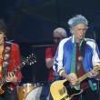 Rolling Stones sul palco di Oslo nel primo concerto dopo la morte di L'Wren Scott01