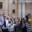 Roma, dipendenti del Comune. Protesta al Campidoglio contro tagli in busta paga09