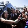 Roma, dipendenti del Comune. Protesta al Campidoglio contro tagli in busta paga08