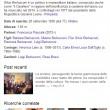 Quanto è alto un nano? La pagina WIkipedia di Berlusconi