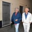 Beppe Grillo, cena con ostriche a Santa Margherita 3