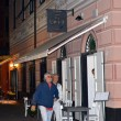 Beppe Grillo, cena con ostriche a Santa Margherita 2