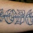 La Camorra a fuoco sulla pelle, il tatuaggio di fedeltà (foto) 03