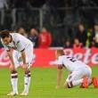 Cerci e Torino disperati, Parma e Cassano esultano: foto da Franchi e Tardini