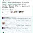 """Cisl su Twitter: """"Primo maggio di Taranto? Una saga paesana"""""""