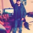Daniele De Santis, profilo Facebook: foto con braccia tese, celtiche, Totti... 2