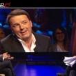 Matteo Renzi, scontro con Floris a Ballarò 2