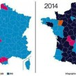 Elezioni Europee 2014: guarda le 18 mappe del voto