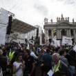 """Beppe Grillo, diretta da piazza San Giovanni: """"Non avrò mai incarichi"""""""