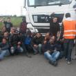 Piacenza, scontri a Ikea tra manifestanti e agenti06
