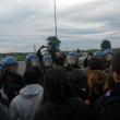 Piacenza, scontri a Ikea tra manifestanti e agenti05