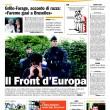Berlusconi e primarie, intesa Grillo-Farange: prime pagine giornali 29 maggio 2