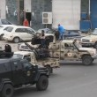 Tripoli, paramilitari islamici attaccano il Parlamento07