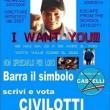 """Manifesti elettorali: Magdi Allam anti stranieri e """"Vota uno come te. Finocchio"""" 8"""