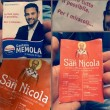 """Manifesti elettorali: Magdi Allam anti stranieri e """"Vota uno come te. Finocchio"""" 6"""