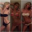 Alessia Marcuzzi in bikini, prova costume su Instagram. Le foto 2