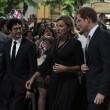 Principe Harry a Roma: al Maxxi scherza a lungo con i bambini3
