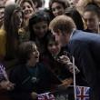 Principe Harry a Roma: al Maxxi scherza a lungo con i bambini02