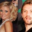"""""""Che i tuoi occhi sanguinino"""" Rachel Riley e Chris Martin perseguitati da troll"""