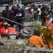 Roma: crolla cantiere in zona Aurelia, operaio morto sepolto dalle macerie (foto) 02