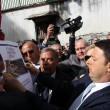 """Matteo Renzi a Secondigliano: """"Lotta alla camorra inizia nelle scuole"""" (video) 7"""