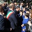 """Matteo Renzi a Secondigliano: """"Lotta alla camorra inizia nelle scuole"""" (video) 4"""