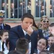 """Matteo Renzi a Secondigliano: """"Lotta alla camorra inizia nelle scuole"""" (video) 2"""