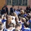 """Matteo Renzi a Secondigliano: """"Lotta alla camorra inizia nelle scuole"""" (video)"""
