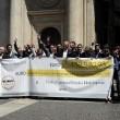 Beppe Grillo a Montecitorio per il Restitution Day 7