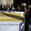 Beppe Grillo a Montecitorio per il Restitution Day 5
