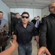 Diego Armando Maradona in tribunale a Napoli03