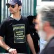 """""""Viva Speziale, muoia Marchionne"""". La lotta in una sola t-shirt a Pomigliano01"""