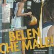 Belen Rodriguez con gli zigomi gonfi. Ritocchino