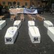 """Manifestazione pro-Stamina a Roma: """"Quante altre vite volete avere sulla vostra coscienza?"""" FOTO 5"""