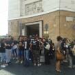 """Manifestazione pro-Stamina a Roma: """"Quante altre vite volete avere sulla vostra coscienza?"""" FOTO 4"""
