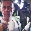 Rocco Siffredi elettricista per il nuovo video di Fred De Palma 2